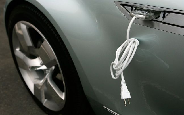 Electric car revolution brightens outlook for a medley of metals