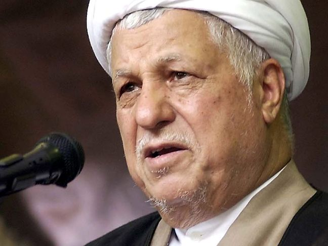 Ayatollah Rafsanjani: Nuclear team supported by Leader