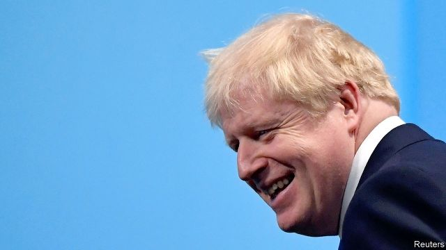 Johnson Forms War Cabinet as No-Deal Prospect Rises