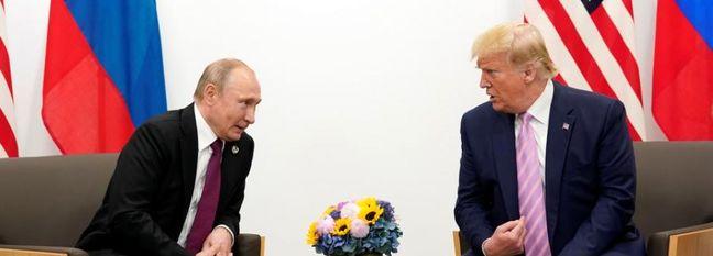 Putin, Trump Want Diplomatic Solution to Iran Tensions: Lavrov