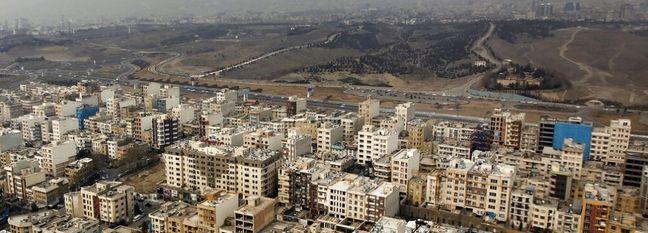 Tehran Building Permits Down 20%