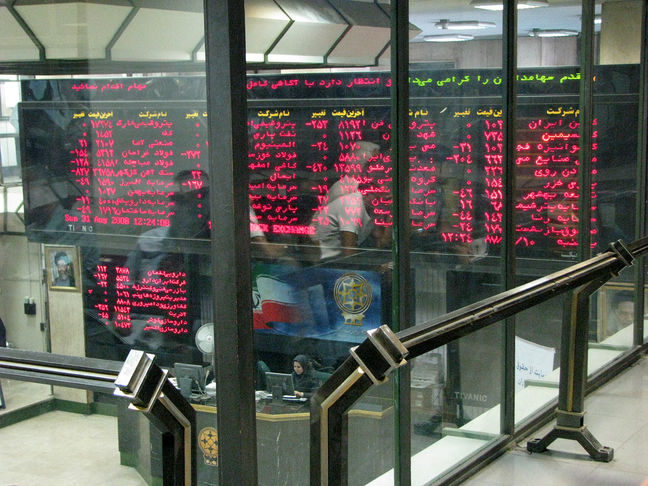 Tehran Stocks in the Green on Liquidity Flow