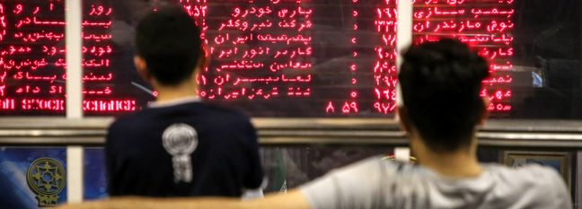 Tehran Stock Exchange End Mostly Lower
