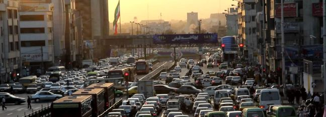 Air Pollution Annually Costs Tehran Residents $2.6 Billion