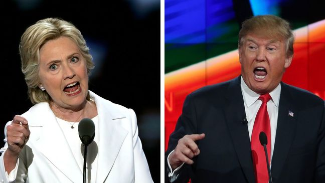 The No-Pivot Election: Clinton and Trump Make No Policy Concessions