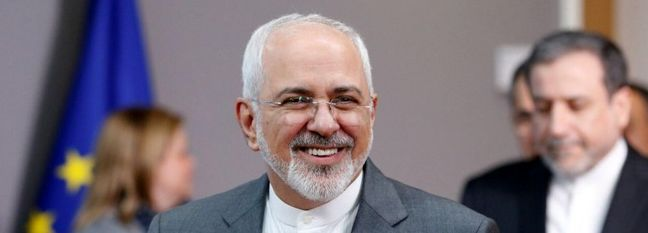 Zarif Meets Taliban Delegation to Discuss Afghan Peace