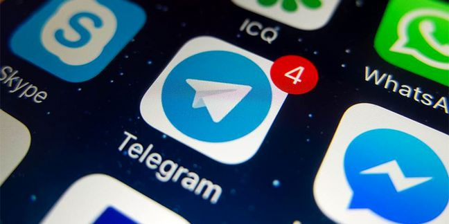 Telegram Gets a Persian Connection
