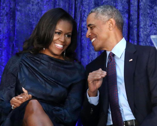 Barack and Michelle's next act: TV deal with Netflix