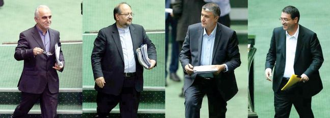 Iran: New Ministers Mandated to Help Revitalize Economy