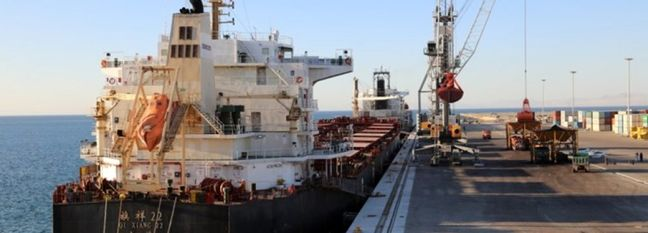 India's 10th Wheat Consignment for Afghanistan Unloaded at Chabahar