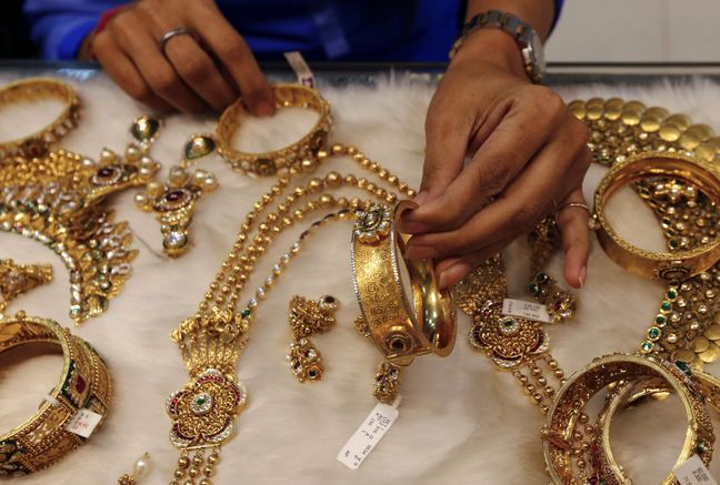 Gold Demand at Four-Year High