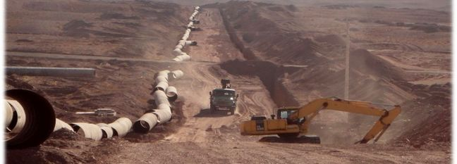 Emergency Water Supply to Kerman in 2 Months
