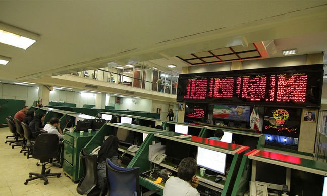 Iran Stocks Experience Highest Weekly Growth