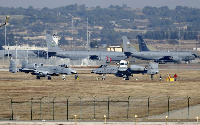 Turkey Blocks Access to Airbase on Coup Suspicion, Hurriyet Says