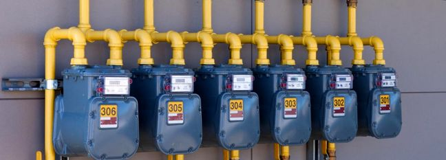 Winter Pushes Up Gas Demand