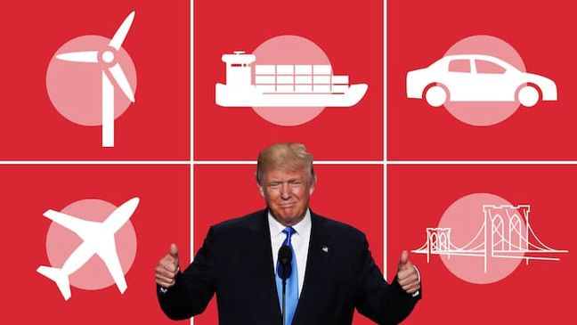 Trump's win a renewed boost for oil & gas companies?