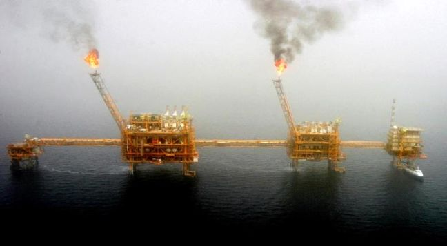 Iran's crude export doubled after lifting sanctions: British Institute