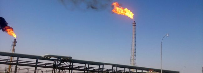 Iran Is Among the Top Three Gas-Flaring Countries