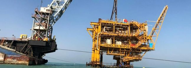 Rise in Hendijan Oil Field Production