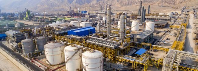 Petrochem Industry Targets 133 Million Tons Output p.a.