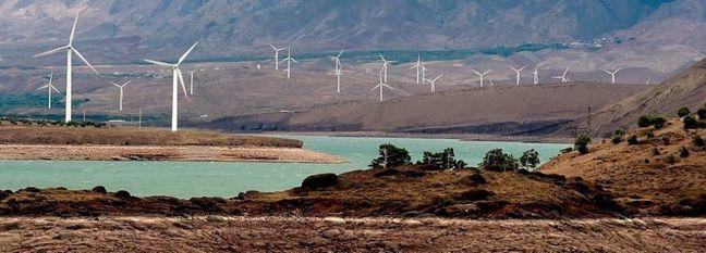 Iran's Manjil Wind Power Making Its Mark