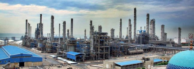 Iran Wants to Start Petrochemical Production in Caspian Regions
