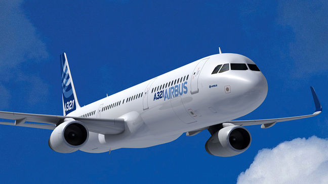 Airbus A321 to be delivered to Iran in days
