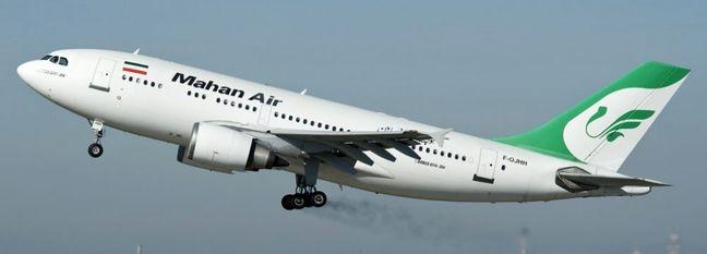 Germany Plans to Sanction Iran's Mahan Air