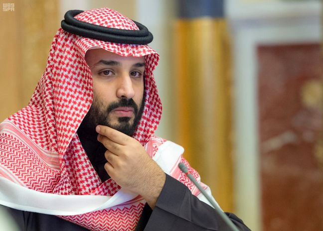 Then There Was One: Saudi Prince All Alone Near Summit of Power