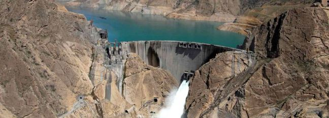 Iran Hydroelectric Output to Surpass 10,000 GWh