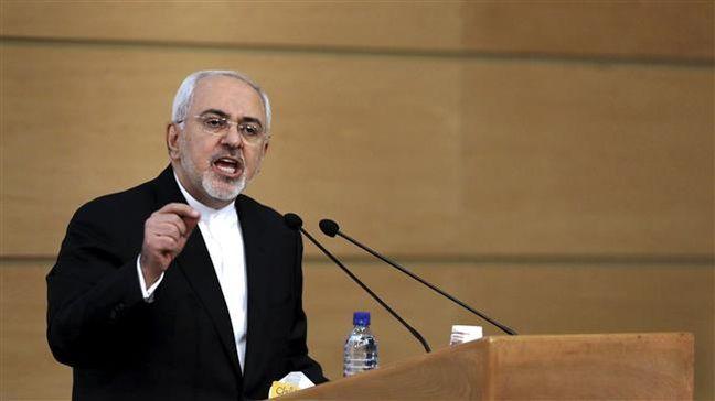 Iran FM slams US arms sales to adventurist Mideast states