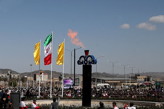 One Gov't Pledge Fulfilled: Gas Grid Comes to Zahedan