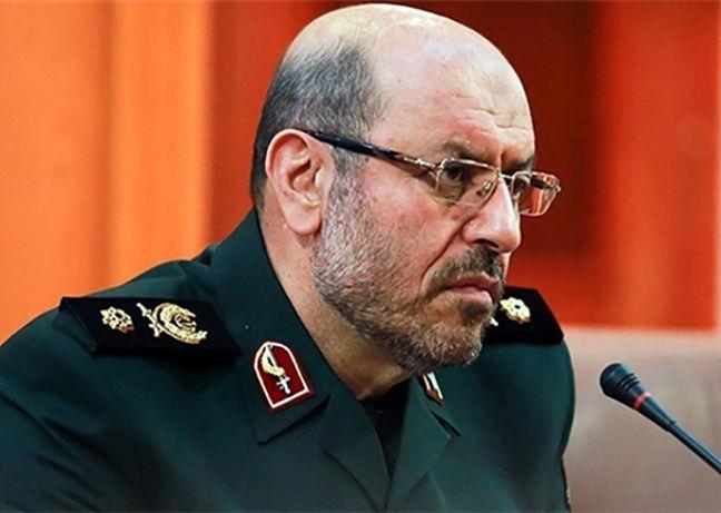 Iran: Missile strike fraction of response to Daesh
