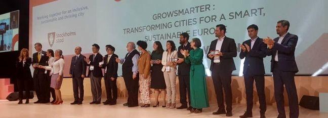 Tehran Municipality Initiative Honored by World Smart City Award