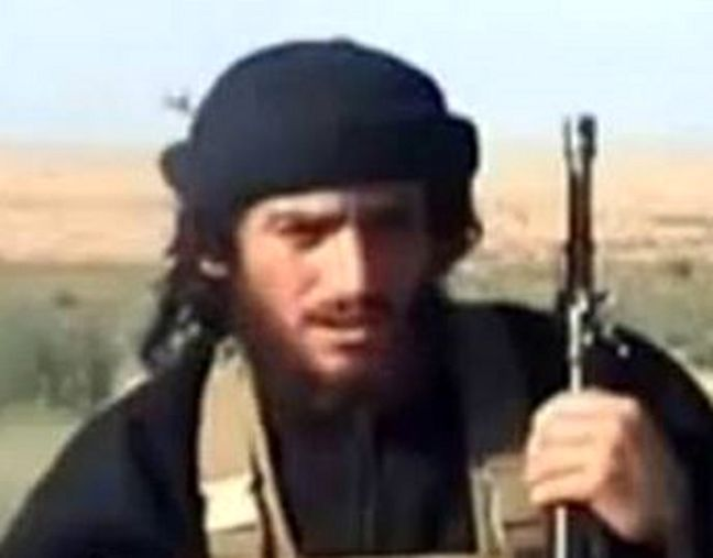 Key Islamic State leader killed in apparent U.S. strike in Syria