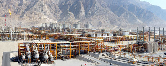 South Pars Gas Output Will Exceed 600 mcm/d
