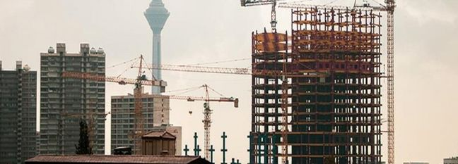 Construction Permits Decline in Tehran