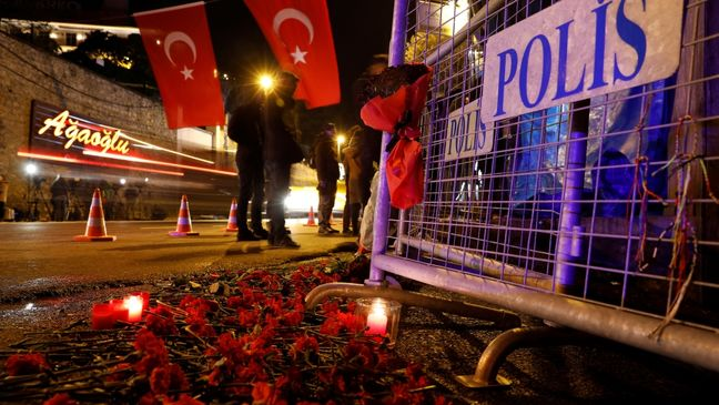 Islamic State Claims New Year's Massacre at Istanbul Nightclub