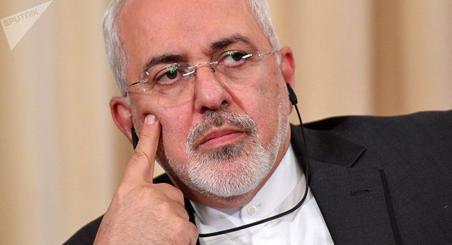 Zarif: Sanctioning a Foreign Minister Indicates Failure of Diplomacy