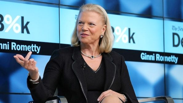 IBM Lays Out Plans to Hire 25,000 in U.S. Ahead of Trump Meeting
