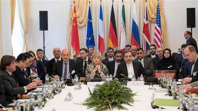 Signatories to Iran nuclear deal meet in Vienna amid Trump's threat