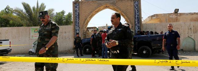Iran Condemns Attack on Baghdad Shia Mosque