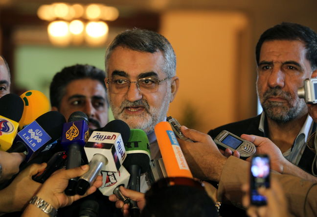 The US fears terrorist groups grow faint in Syria: Iran official