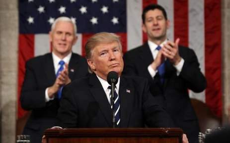 Trump demands support in do-or-die Friday vote on healthcare plan