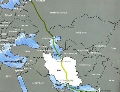 Iran, Russia, Azerbaijan Agree on 50% Cut in Transit Tariffs