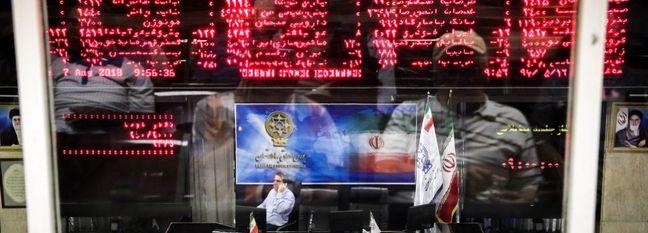 Tehran Stocks Surge to New Highs
