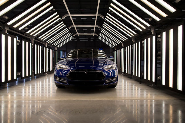 Here's How the New Teslas Stack Up Against Bugatti, Lamborghini, and Ferrari