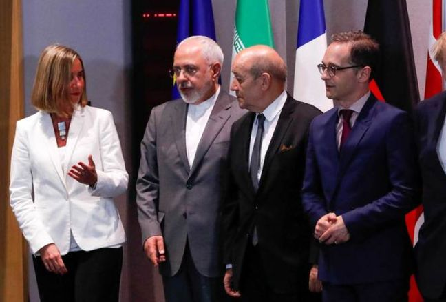 Why Is Europe Underplaying Its Hand on Iran?