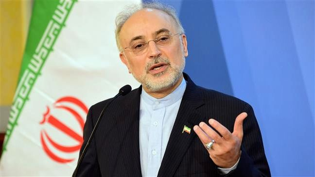 US failing to deliver nuclear deal promises: Salehi