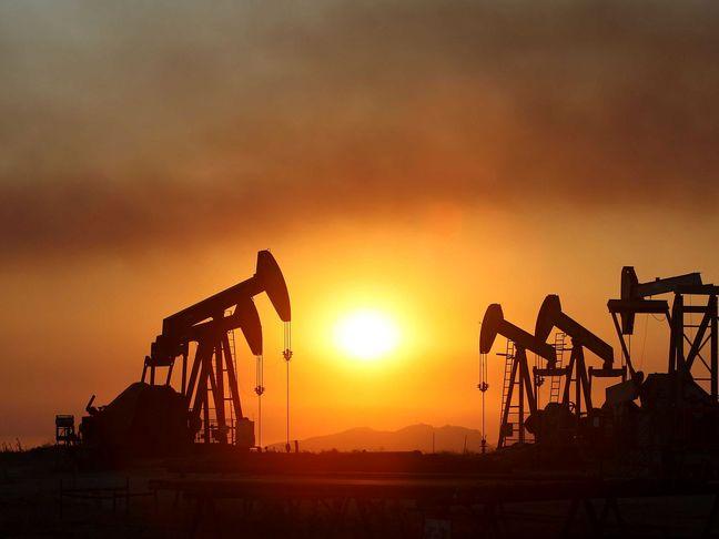 Iran's Oil Hits $57
